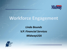 Workforce Engagement - America Needs Baldrige!