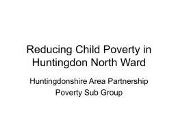 (PPTX, Unknown) - Huntingdonshire Matters