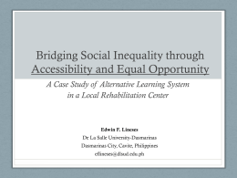 Bridging-Social-Inequality-Lineses