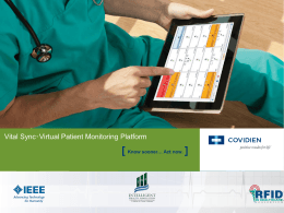 Continuous Remote Patient Monitoring