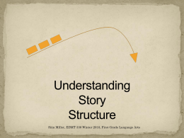 Story Structure Presentation