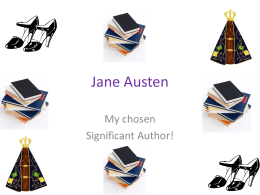 Jane austen - WordPress.com