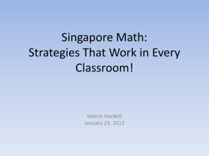 Singapore_Math_Presentation - jessicamize
