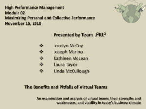 High Performance Management_M02_Team
