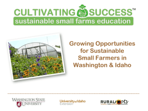 Cultivating Success - National Ag Risk Education Library