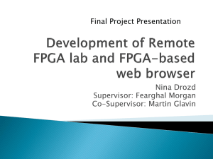 Final Project Presentation ()