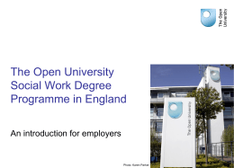 here - The Open University