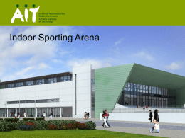 Athlone Institute of Technology – Sports Department