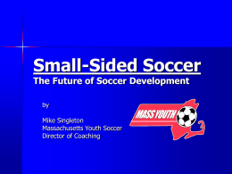 Small Sided Games Presentation