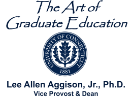 he Art of Graduate Education. Aggison, Lee