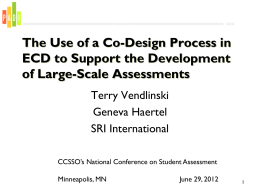 4-Co-Design Process in ECD Final submission June 18