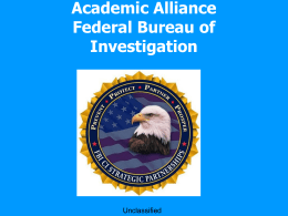 Academic Alliance Initiative