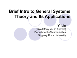 2010-5-5-General-Systems-Theory-Jeffrey-Forrest - Aea