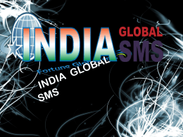 True Fact - India Global SMS