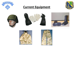 Newest CBRN Equipment slide show