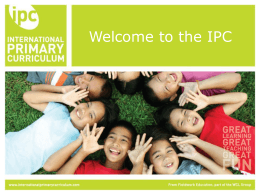 IPC Information for parents File