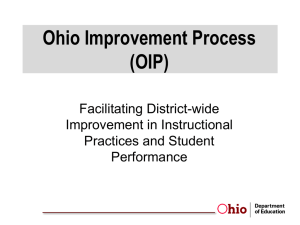 (OIP) - PowerPoint - Columbus City Schools