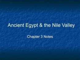 A report on the egyptian process of mummification