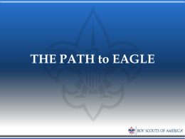 THE PATH to EAGLE