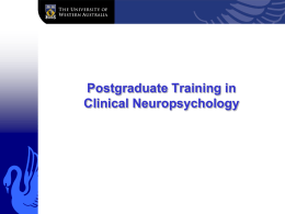 Clinical-Neuropsychology