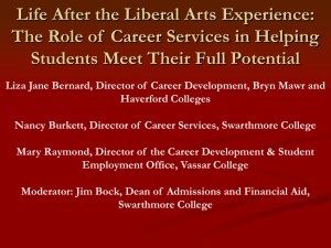 The Liberal Arts Business School