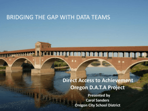 Bridging the Gap with Data Teams