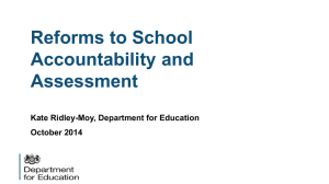 DfE-Accountability-and-Assessment-Summary-Presentation