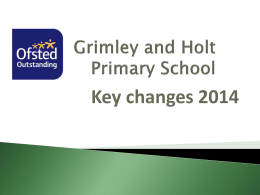 Grimley and Holt Maths passport