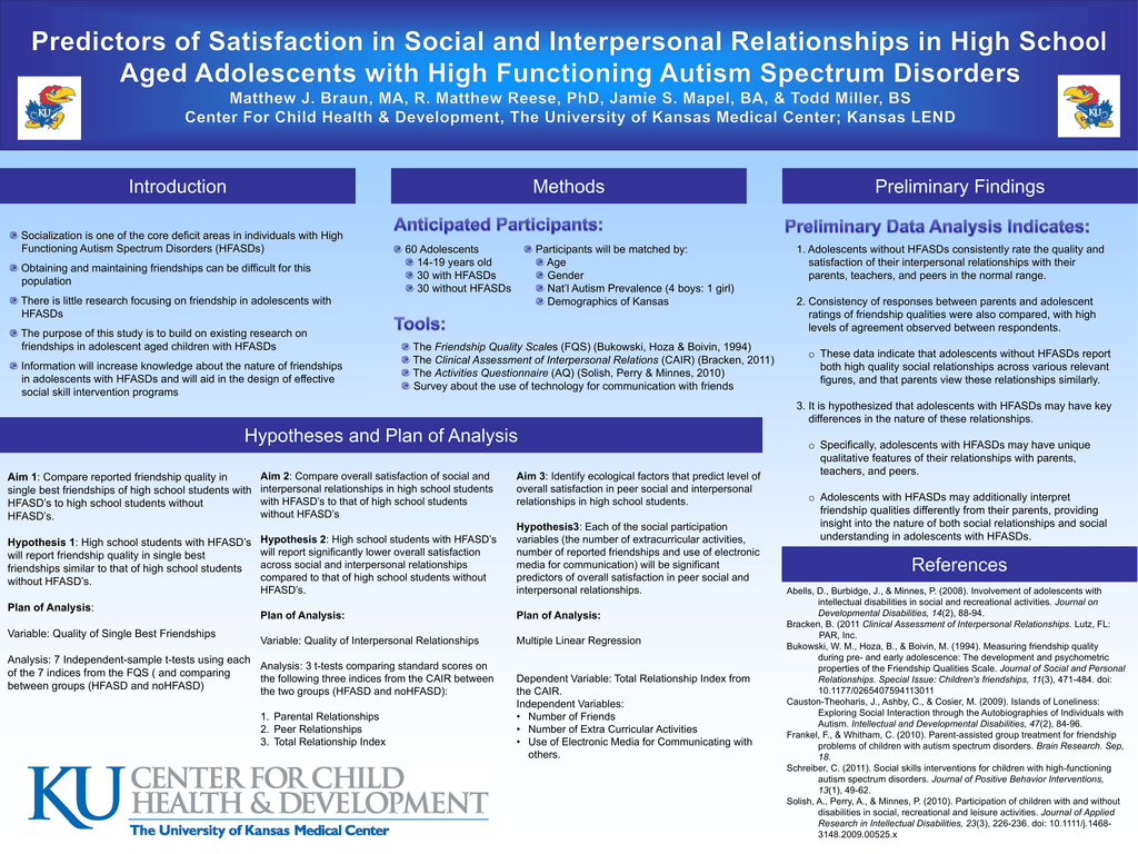 Clinical Assessment of Interpersonal Relationships