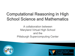 ppt - Maryland Virtual High School