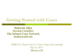 Intro-to-Case-Based-Learning-ASMCUE