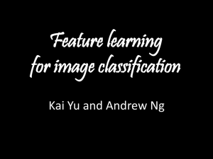 Introduction - Deep Learning