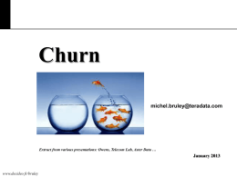 Churn - Decideo