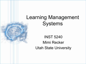 PowerPoint Lecture 4 - Utah State OpenCourseWare