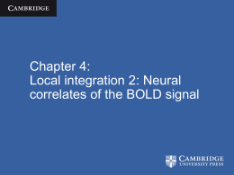 Local integration 2