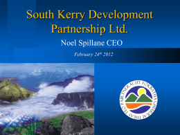 South Kerry Development Partnership Ltd.