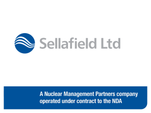 Nuclear Safety - Sellafield Ltd