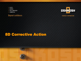 Oshkosh Corporate PowerPoint Template Title Page