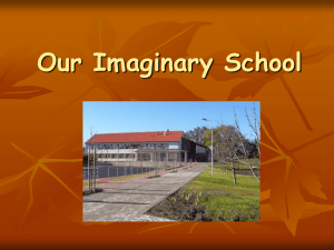 Our Imaginary School (click here)