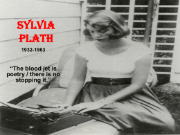 Sylvia Plath and Mirror