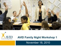 avid parent night 1[1].
