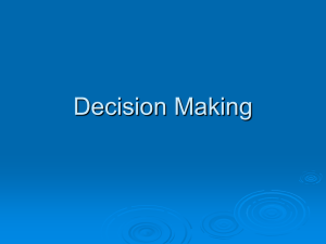 11_decisionmaking_fall09