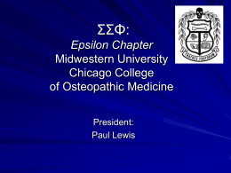 Chicago College of Osteopathic Medicine
