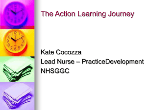 Introduction to Action Learning