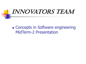 Innovators Team - e-lerning