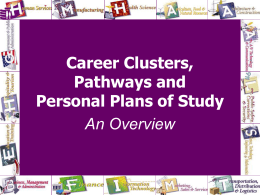 Missouri Career Clusters