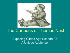 The Cartoons of Thomas Nast