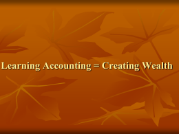 AccountingEquation