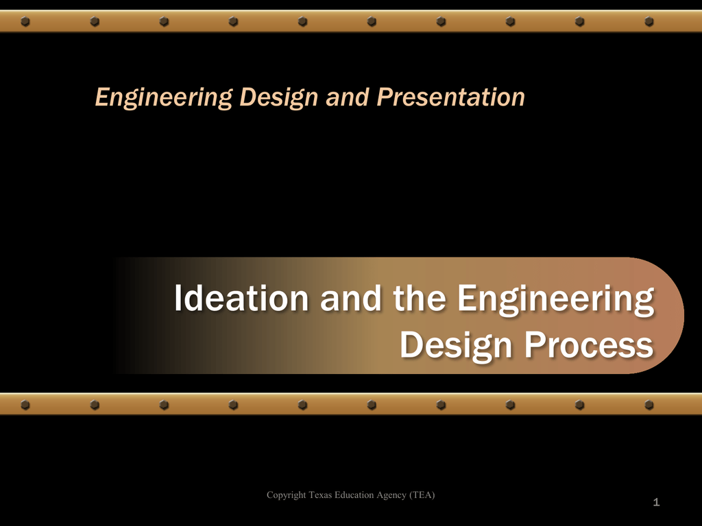8 Steps Of The Engineering Design Process