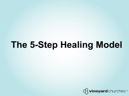 The 5-Step Healing Model